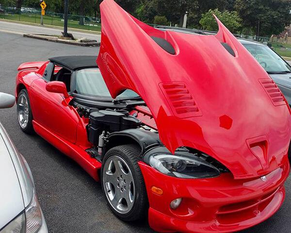Viper Automobile
